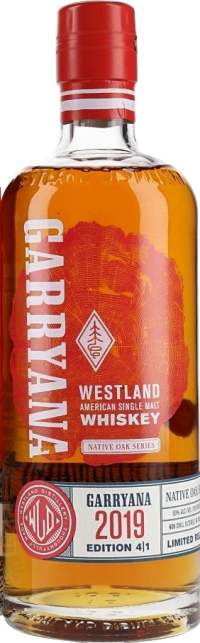Westland Garryana Single Malt Cask Strength 2019 Edition