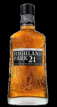Highland Park 21Yr Orkney Single Malt