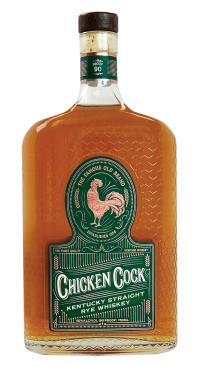 Chicken Cock Kentucky Straight Rye 750ml