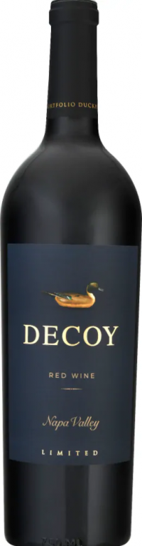 Decoy Napa Red Limited
