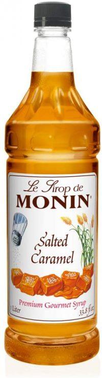 Monin Salted Caramel Syrup