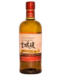 Nikka Miyagikyo Finished In Apple Brandy Barrels
