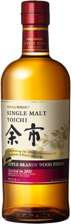 Nikka Yoichi Finished In Apple Brandy Barrels