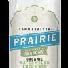 Prairie Organic Sustainable Seasons - Watermelon, Cucumber & Lime - 750ml