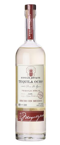 Tequila Ocho Single Estate Anejo