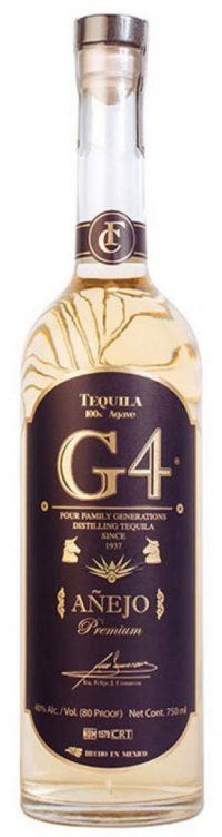 G4 Anejo Tequila