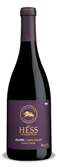 Hess Allomi Napa Pinot Noir