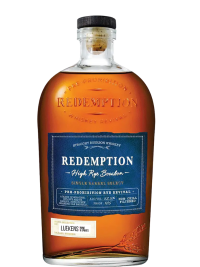 Redemption High Rye Bourbon Single Barrel Select
