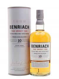 Benriach 10yr Smoky Ten
