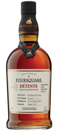 Foursquare Detente Rum
