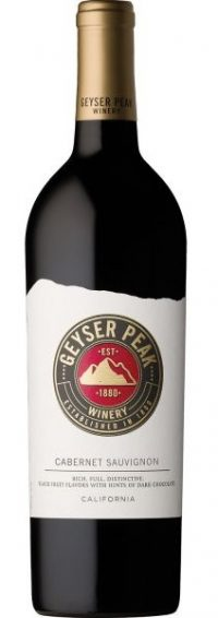 Geyser Peak Cabernet