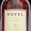 Koval Single Barrel Select Rye