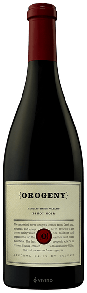 Orogeny Russian River Pinot Noir