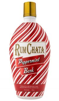 Rum Chata Peppermint Bark