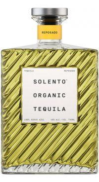 Solento Organic Reposado Tequila