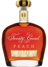 Twenty Grand Peach Vodka Cognac