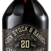 Lock Stock & Barrel 20Yr Straight Rye
