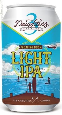 3 Daughters Light IPA