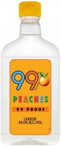 99 Peaches 375ml