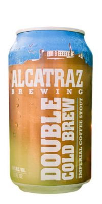 Alcatraz Double Cold Brew Stout