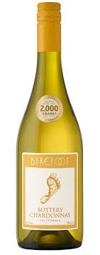 Barefoot Buttery Chardonnay