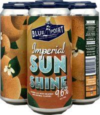 Blue Point Imperial Sunshine 16oz 4pk Cn