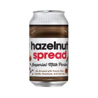 Brew Bus Hazelnut Spread Milk Porter