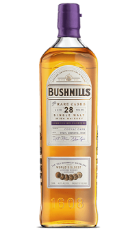 Bushmills 28yr Limited Release 750ml