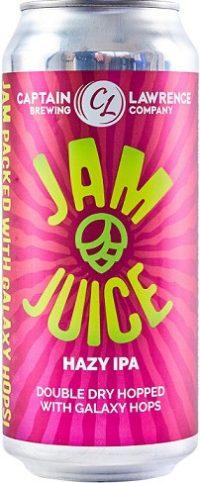 Captain Lawrence Jam Juice 16oz 4pk Cn