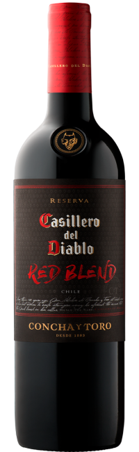 Casillero Del Diablo Red Blend