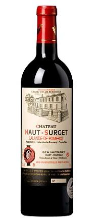 Chateau Haut Surget Lalande de Pomerol 2015