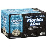 Cigar City Florida Man Double IPA 12oz 6pk Cn