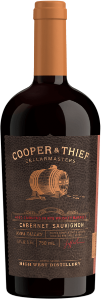 Cooper & Thief Cabernet Barrel Aged