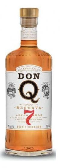 Don Q Reserva 7yr Rum