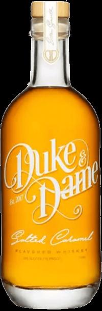 Duke & Dame Salted Caramel Whiskey