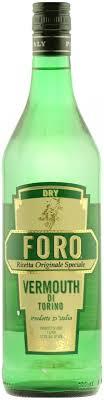 Foro Di Torino Dry Vermouth