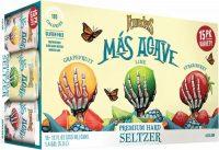 Founders Mas Agave Lime Seltzer 12oz 15pk Cn
