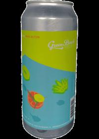 Green Bench Paloma Seltzer 16oz 4pk Cn