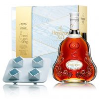 Hennessy XO Cognac With Ice Mold 750ml
