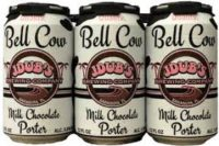 J Dubs Bell Cows Milk Chocolate Porter 12oz 6pk Cn