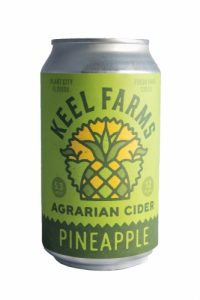 Keel Farms Pineapple Cider