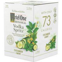 Ketel One Botanical Vodka Spritz Cucumber & Mint 4pk