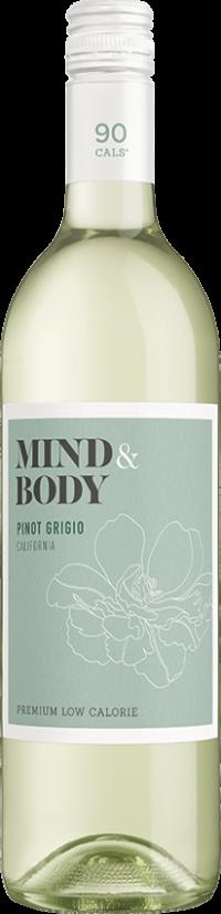 Mind & Body Pinot Grigio