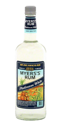 Myers Platinum White Rum