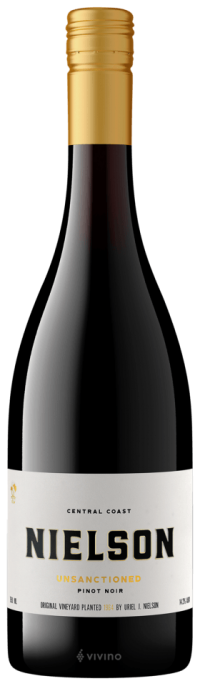 Nielson Unsanctioned Pinot Noir 2017