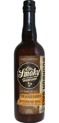 Ole Smoky Bourbon Ball
