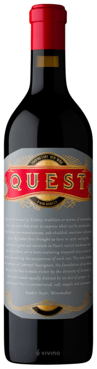 Quest Paso Robles Red
