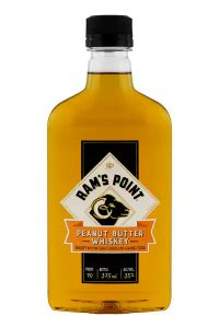 Rams Point Peanut Butter Whiskey 375ml