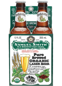 SAMUEL SMITH'S PURE BREWED LAGER
