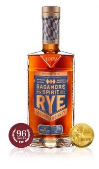 Sagamore Double Oak Rye 750ml